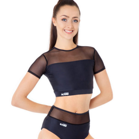 Squad Dancewear Ava Crop top
