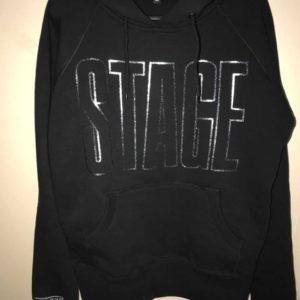 STAGE SDW Dancewear mens/unisex Hoodie